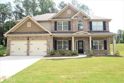Clayton County Single Family Home Under Contract: 3868 Village Crossing Cir #48