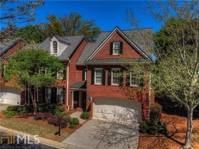 Roswell Rental For Rent: 7702 Georgetown Chase