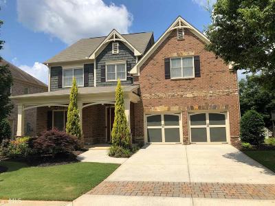 Smyrna Single Family Home For Sale: 3806 Wakefield Hall