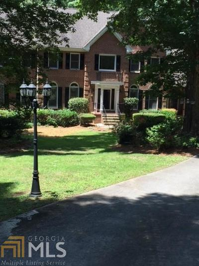 Lawrenceville Single Family Home For Sale: 1250 Silverwood Ct