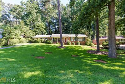 Buckhead Single Family Home Under Contract: 2383 Northside Pkwy