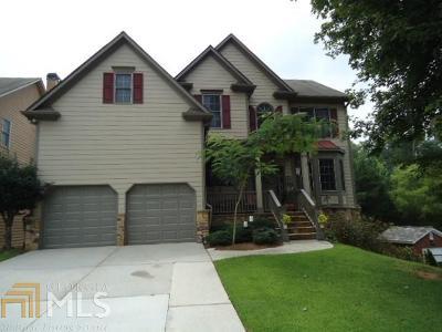 Cumming Single Family Home For Sale: 6305 Hampton Rock Ln