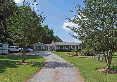 McDonough Single Family Home Under Contract: 1195 Conyers Rd Hwy 20