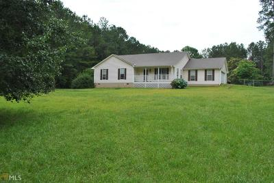 Locust Grove Single Family Home New: 3190 Peeksville Rd