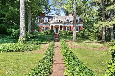 Marietta Single Family Home For Sale: 476 Bouldercrest Dr