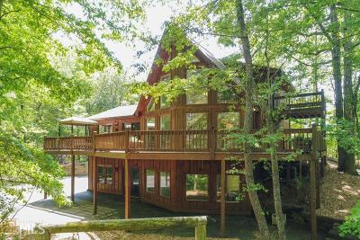 Dahlonega Single Family Home For Sale: 263 Dove Ridge Rd