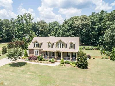 Winder Single Family Home Under Contract: 199 Rockwell Church Rd
