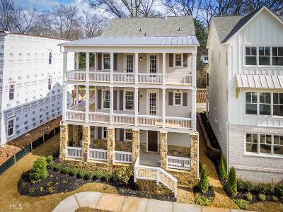 Marietta Single Family Home For Sale: 415 Silverbell Way #103