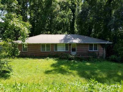 Coweta County Single Family Home New: 145 Turkey Crk