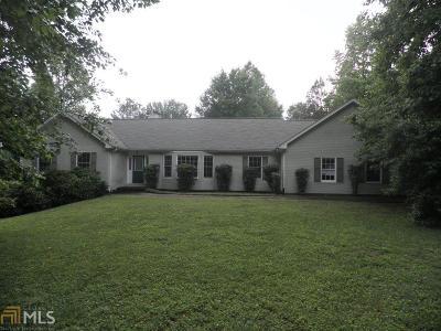 Dahlonega Single Family Home For Sale: 236 Alex Dr