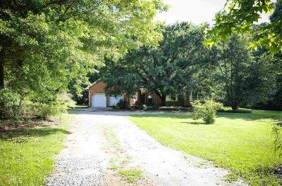 Newnan Single Family Home For Sale: 50 Huguley Rd