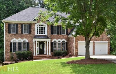 Kennesaw Single Family Home For Sale: 1604 Mansfield Cv