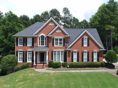 Alpharetta Single Family Home New: 115 Colton Crest Dr