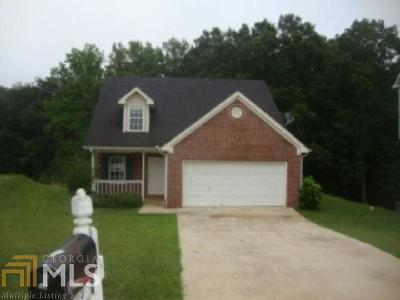 Henry County Single Family Home Under Contract: 5020 Tussahaw Xing