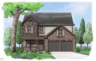 Covington Single Family Home New: 130 Harrison Cir #Lot 160