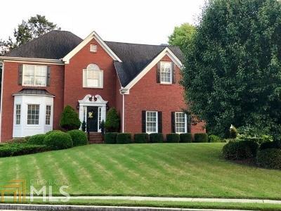 Grayson Single Family Home New: 2485 Potomac Vw