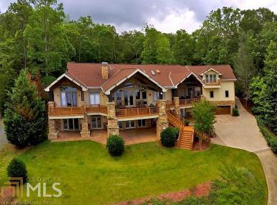 Blue Ridge Single Family Home For Sale: 80 Thoma Point