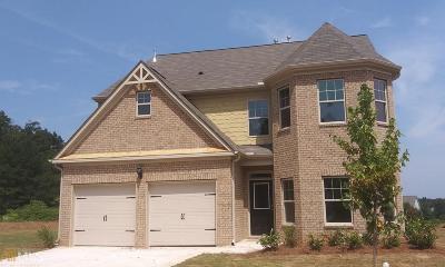 Covington Single Family Home New: 140 Harrison Cir #Lot 161