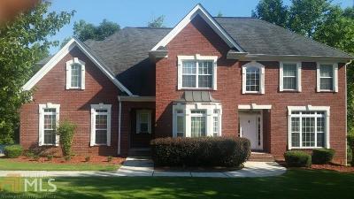 Stockbridge Single Family Home New: 110 Johns Creek Ln