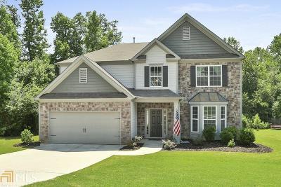 Senoia Single Family Home New: 180 Tudor Way