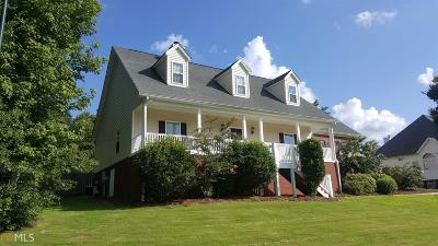Haddock, Milledgeville, Sparta Single Family Home For Sale: 190 High Point Rd