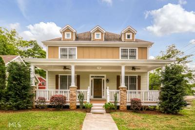 Hapeville Single Family Home For Sale: 930 Custer St