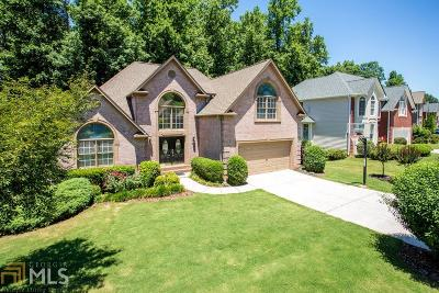 Dacula Single Family Home New: 708 Timber Ives Drives