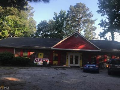 Stone Mountain Commercial Lease New: 4733 Rockbridge Rd