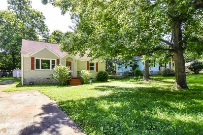 Dekalb County Single Family Home For Sale: 1972 SE Terry Mill Rd