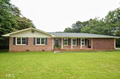 Covington Single Family Home Under Contract: 4618 Salem Rd