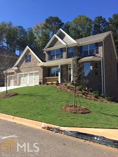 Kennesaw Single Family Home New: 1335 Levine Ln
