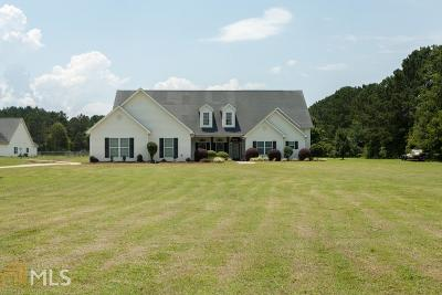 Butts County Single Family Home For Sale: 2182 High Falls Rd