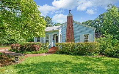 Elbert County, Franklin County, Hart County Single Family Home New: 96 Highland Ave