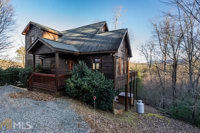 Blue Ridge Single Family Home Under Contract: 151 Fox Mountain Xing