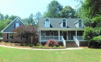 Conyers Single Family Home For Sale: 2808 Chimney View Dr