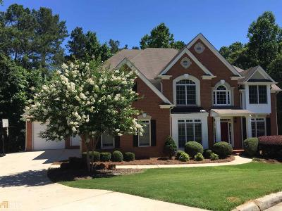 Stone Mountain Single Family Home Under Contract: 7248 Misty Harbor Ct