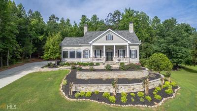 Hoschton Single Family Home For Sale: 148 Glen Lake Dr