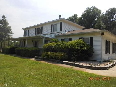 Bremen Single Family Home For Sale: 80 Old Mountain Rd