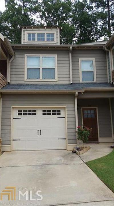 Carrollton Condo/Townhouse For Sale: 407 Northlake #F4