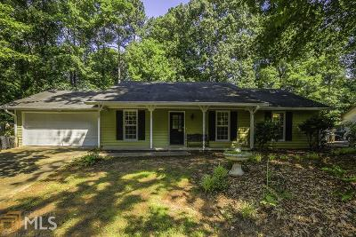 Roswell Single Family Home For Sale: 355 Ivy Mill Ct