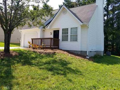 Douglasville Rental New: 5315 Brickleberry Way