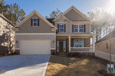 Acworth Single Family Home For Sale: 122 Lilyfield Ln