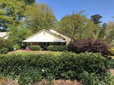 Roswell Single Family Home New: 110 Fowler