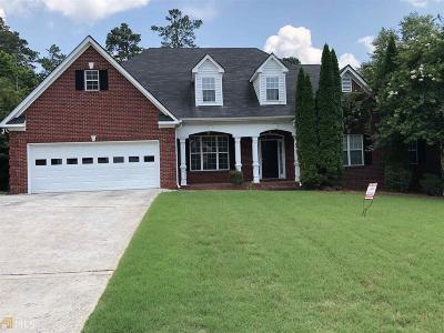 Conyers Single Family Home Back On Market: 3013 Brians
