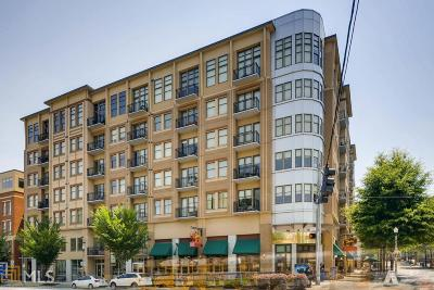 Decatur Condo/Townhouse New: 201 W Ponce De Leon Ave #615