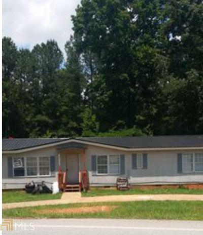 Covington Single Family Home New: 680 Rocky Plains Rd