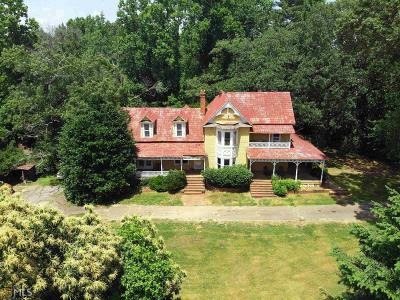 Demorest Single Family Home New: 255 Wisconsin Dr