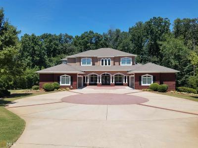 McDonough Single Family Home For Sale: 258 N Salem Dr