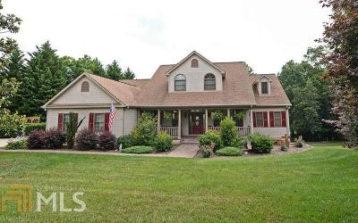 Demorest Single Family Home For Sale: 135 Squirrel Trl