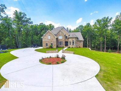 Gainesville Single Family Home New: 4731 Rocky Branch Xing